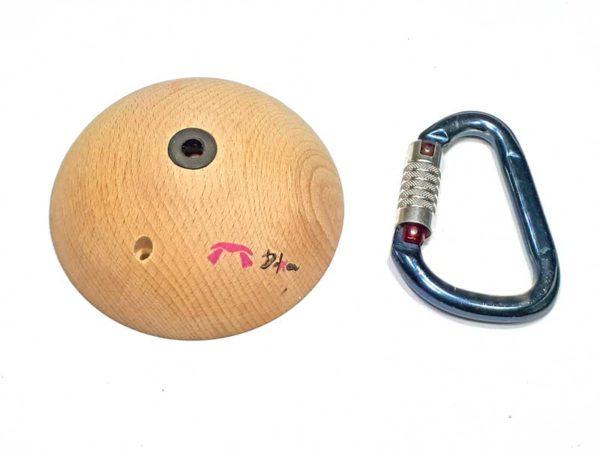 BR-14-9cm presa de madera
