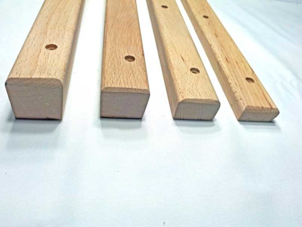 liston madera haya entrenamiento
